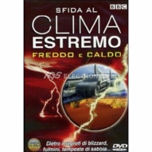 Sfida al clima estremo - freddo e caldo - DVD NUOVO SIGILLATO - MVDVD-DO364 - MVDVDDO364