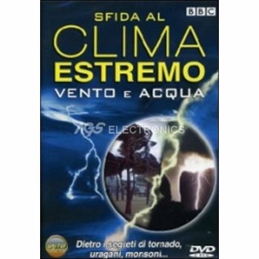 Sfida al clima estremo - vento e acqua - DVD NUOVO SIGILLATO - MVDVD-DO365 - MVDVDDO365