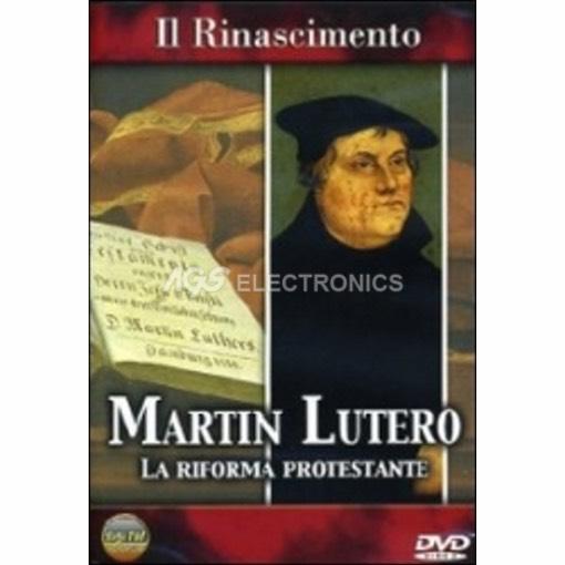Martin Lutero - la riforma protestante - DVD NUOVO SIGILLATO - MVDVD-DO380 - MVDVDDO380