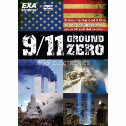 9/11 collection - ground zero (2 dvd) - DVD NUOVO SIGILLATO - MVDVD-DO395 - MVDVDDO395