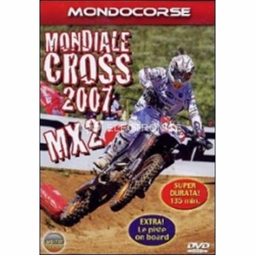 Mondiale cross 2007 classe mx2 - DVD NUOVO SIGILLATO - MVDVD-DO411 - MVDVDDO411