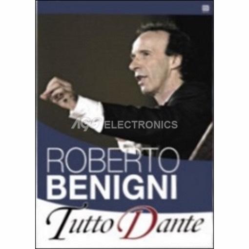 Tutto Dante Vol 4 - canto Inferno X - XXVI - XXXIII (3 dvd)