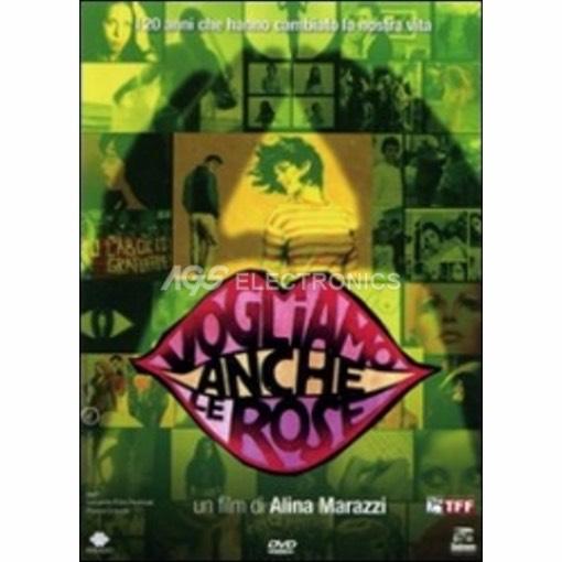 Vogliamo anche le rose - DVD NUOVO SIGILLATO - MVDVD-DO416 - MVDVDDO416