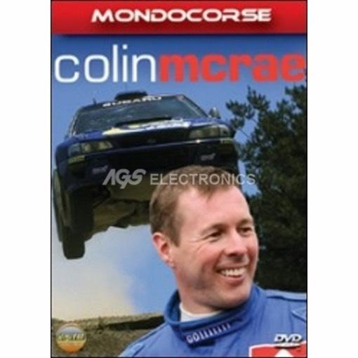 Colin Mcrae - l'uomo, il campione - DVD NUOVO SIGILLATO - MVDVD-DO419 - MVDVDDO419