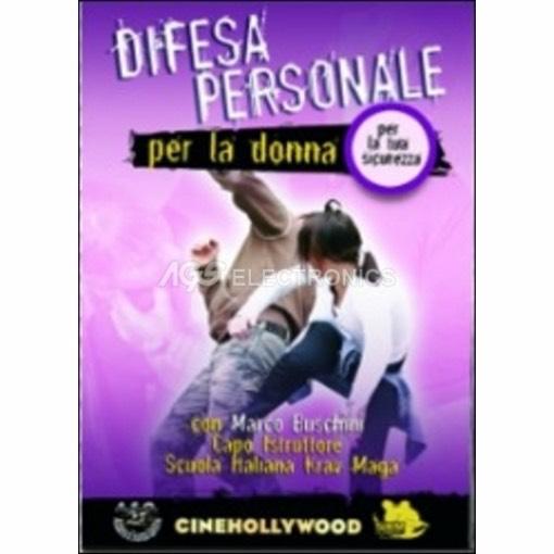 Difesa personale per la donna - DVD NUOVO SIGILLATO - MVDVD-DO420 - MVDVDDO420