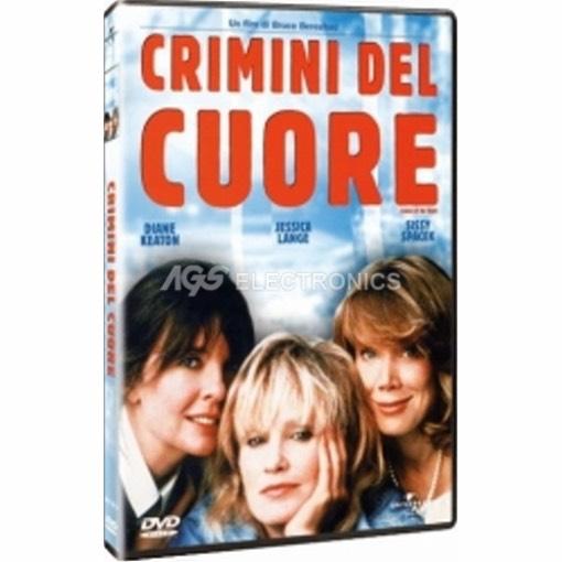Crimini del cuore - DVD NUOVO SIGILLATO - MVDVD-DR1119 - MVDVDDR1119