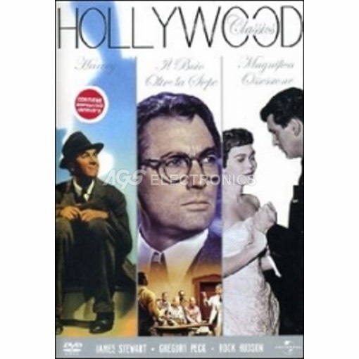 Hollywood classics collection (3 dvd) - DVD NUOVO SIGILLATO - MVDVD-DR1149 - MVDVDDR1149