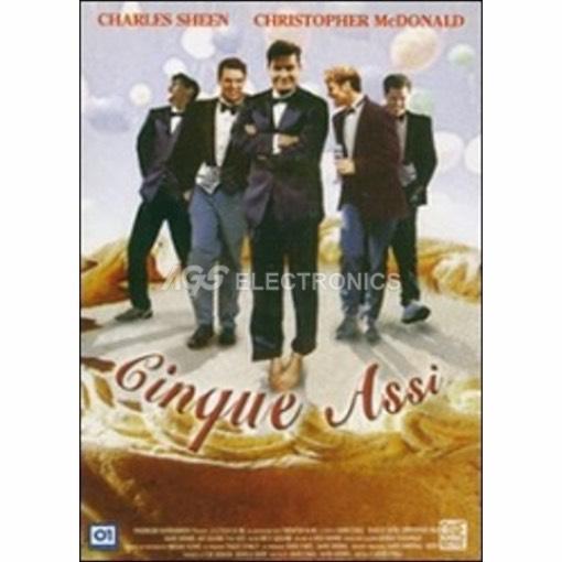 Cinque assi (i) - DVD NUOVO SIGILLATO - MVDVD-DR1573 - MVDVDDR1573