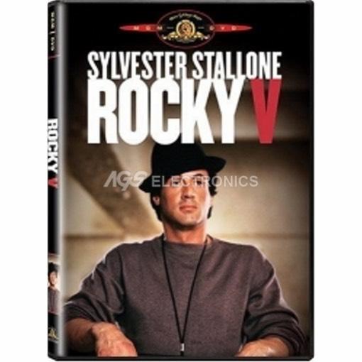 Rocky V - DVD NUOVO SIGILLATO - MVDVD-DR1583 - MVDVDDR1583