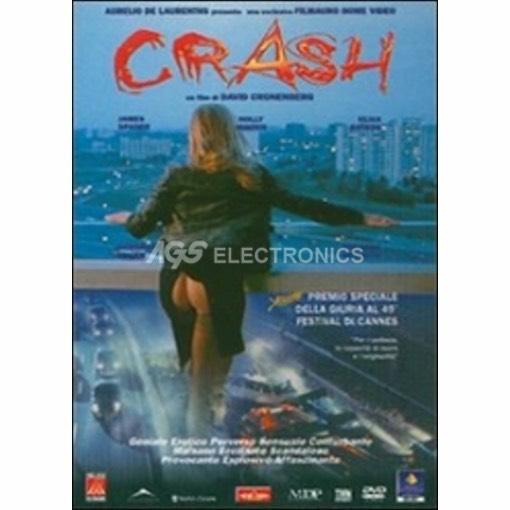 Crash - DVD NUOVO SIGILLATO - MVDVD-DR1585 - MVDVDDR1585