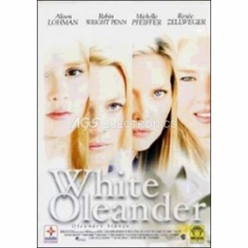 White Oleander - oleandro bianco - DVD NUOVO SIGILLATO - MVDVD-DR1586 - MVDVDDR1586