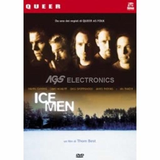 Ice men - DVD NUOVO SIGILLATO - MVDVD-DR1809 - MVDVDDR1809