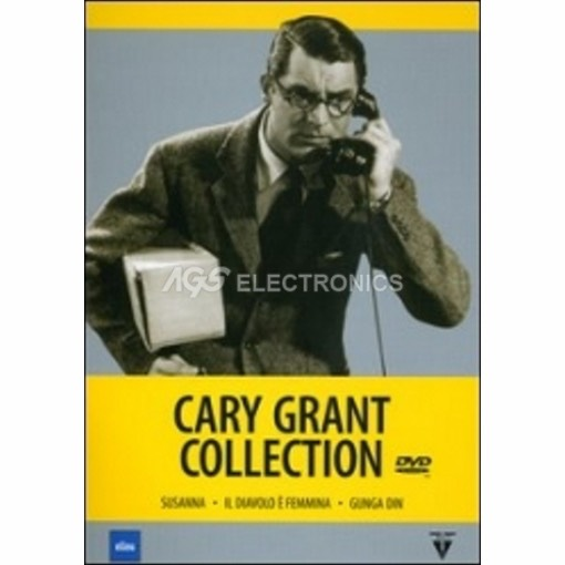 Cary Grant collection - box set (4 dvd)