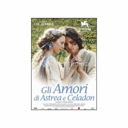 Amori di Astrea e Celadon (gli) - DVD NUOVO SIGILLATO - MVDVD-DR1869 - MVDVDDR1869