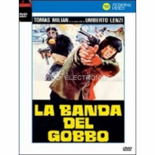 Banda del gobbo (la) - DVD NUOVO SIGILLATO - MVDVD-DR672 - MVDVDDR672