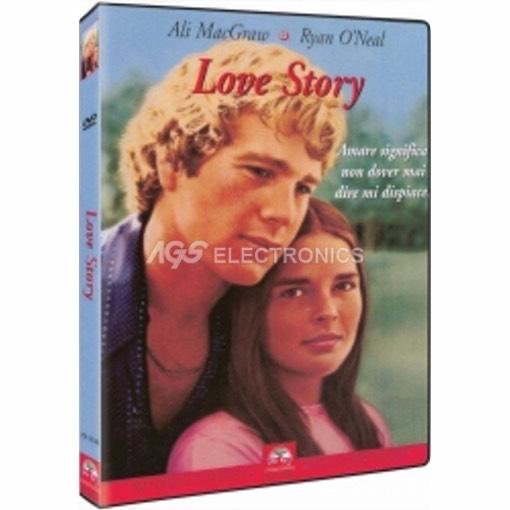 Love story - DVD NUOVO SIGILLATO - MVDVD-DR772 - MVDVDDR772