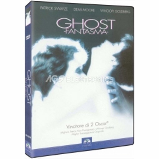 Ghost - fantasma - DVD NUOVO SIGILLATO - MVDVD-DR775 - MVDVDDR775