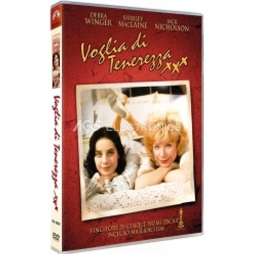 Voglia di tenerezza - DVD NUOVO SIGILLATO - MVDVD-DR778 - MVDVDDR778
