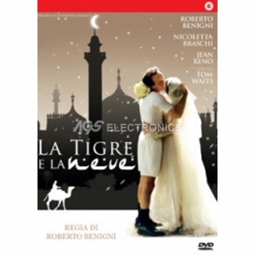 Tigre e la Neve (la) - DVD NUOVO SIGILLATO - MVDVD-DR973 - MVDVDDR973