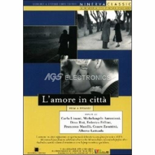 Amore in citta' (l') - DVD NUOVO SIGILLATO - MVDVD-DR990 - MVDVDDR990