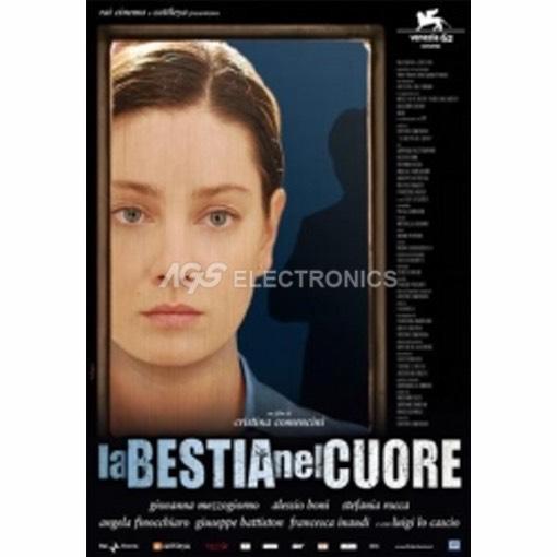 Bestia nel cuore (la) - DVD NUOVO SIGILLATO - MVDVD-DR992 - MVDVDDR992