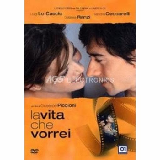 Vita che vorrei (la) - DVD NUOVO SIGILLATO - MVDVD-DR994 - MVDVDDR994