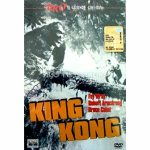 King Kong (1933) - DVD NUOVO SIGILLATO - MVDVD-FA005 - MVDVDFA005