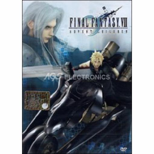 Final fantasy VII - DVD NUOVO SIGILLATO - MVDVD-FA008 - MVDVDFA008