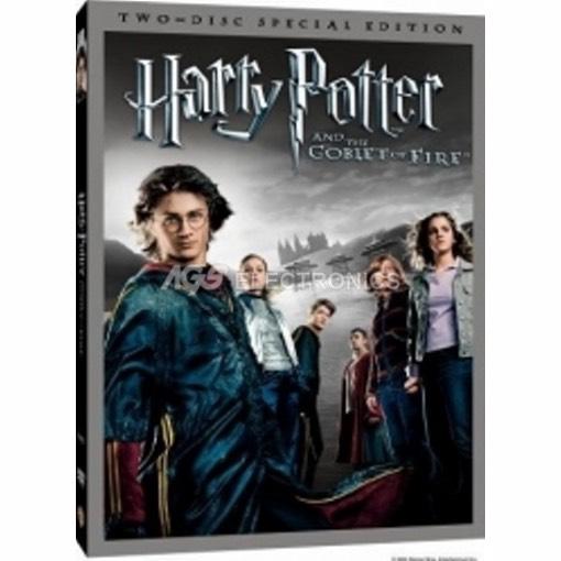 Harry Potter e il calice di fuoco - edizione speciale (2 dvd) - DVD NUOVO SIGILLATO - MVDVD-FA023 - MVDVDFA023