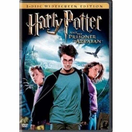 Harry Potter e il prigioniero di Azkaban - edizione speciale (2 dvd) - DVD NUOVO SIGILLATO - MVDVD-FA026 - MVDVDFA026