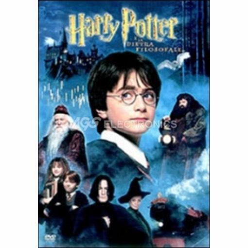 Harry Potter e la pietra filosofale - edizione speciale (2 dvd) - DVD NUOVO SIGILLATO - MVDVD-FA028 - MVDVDFA028