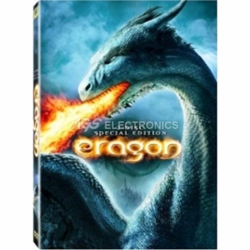 Eragon - edizione speciale (2 dvd) - DVD NUOVO SIGILLATO - MVDVD-FA034 - MVDVDFA034
