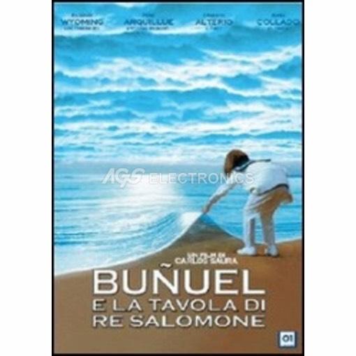 Bunuel e la tavola di re Salomone - DVD NUOVO SIGILLATO - MVDVD-FA050 - MVDVDFA050