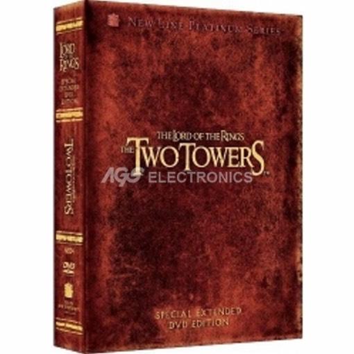 Signore degli Anelli (il) - le due torri - extended vesion (4 dvd) - DVD NUOVO SIGILLATO - MVDVD-FA057 - MVDVDFA057