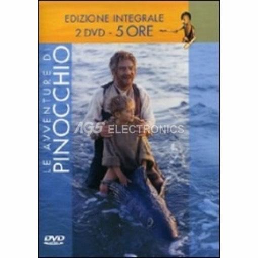 Avventure di Pinocchio (le) - edizione speciale (2 dvd) - DVD NUOVO SIGILLATO - MVDVD-FA061 - MVDVDFA061