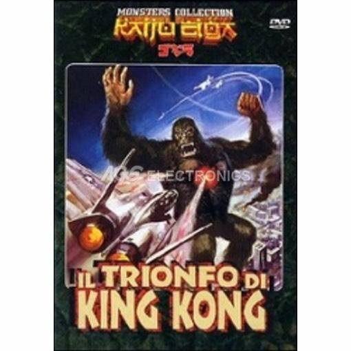 Trionfo di king kong (il) - DVD NUOVO SIGILLATO - MVDVD-FA072 - MVDVDFA072