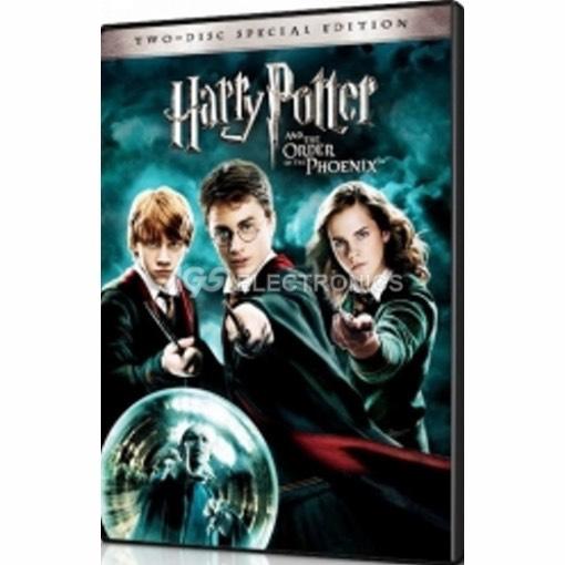 Harry Potter e l'ordine della Fenice - edizione speciale (2 dvd) - DVD NUOVO SIGILLATO - MVDVD-FA076 - MVDVDFA076
