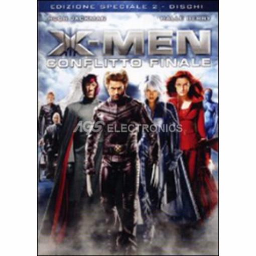 X-Men 3 - conflitto finale - edizione speciale (2 dvd) - DVD NUOVO SIGILLATO - MVDVD-FZ023 - MVDVDFZ023