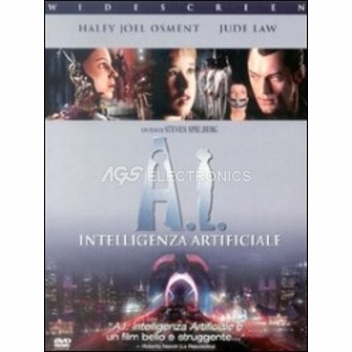 A.I. - Intelligenza Artificiale - (1 dvd)