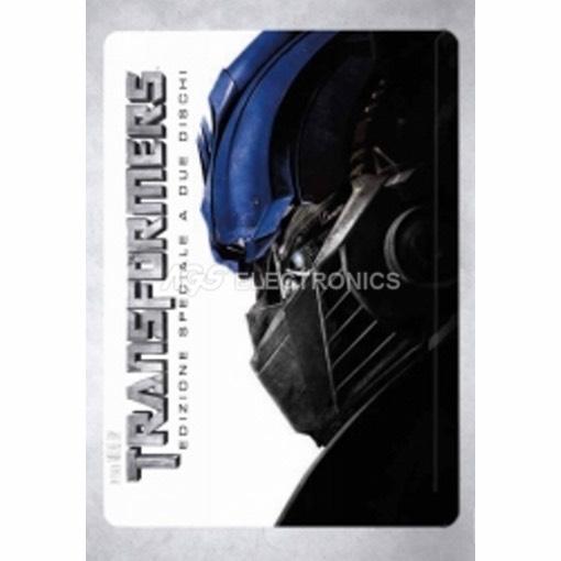 Transformers (2007) - edizione speciale (2 dvd) - DVD NUOVO SIGILLATO - MVDVD-FZ202 - MVDVDFZ202