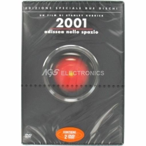 2001: odissea nello spazio - edizione speciale (2 dvd) - DVD NUOVO SIGILLATO - MVDVD-FZ203 - MVDVDFZ203