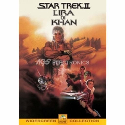 Star trek 2 - l'ira di khan - DVD NUOVO SIGILLATO - MVDVD-FZ206 - MVDVDFZ206