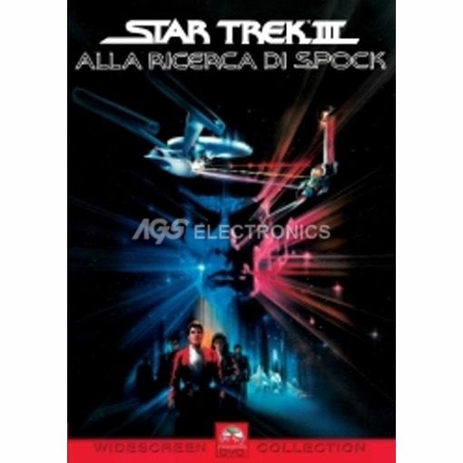 Star trek 3 - alla ricerca di spock - DVD NUOVO SIGILLATO - MVDVD-FZ207 - MVDVDFZ207