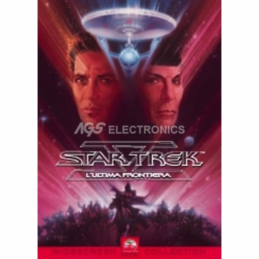 Star trek 5 - l'ultima frontiera - DVD NUOVO SIGILLATO - MVDVD-FZ209 - MVDVDFZ209