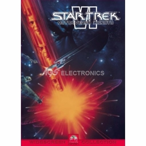 Star trek 6 - rotta verso l'ignoto - DVD NUOVO SIGILLATO - MVDVD-FZ210 - MVDVDFZ210