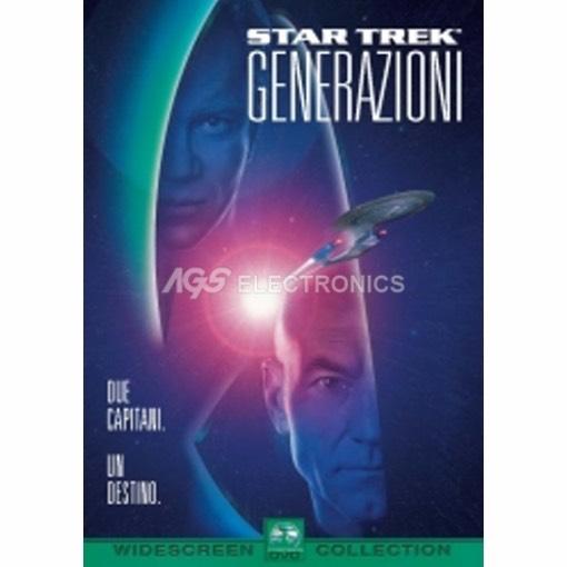 Star trek 7 - generazioni - DVD NUOVO SIGILLATO - MVDVD-FZ211 - MVDVDFZ211