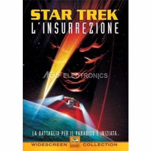 Star trek 9 - l'insurrezione - DVD NUOVO SIGILLATO - MVDVD-FZ213 - MVDVDFZ213