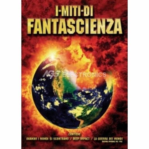 Miti di fantascienza (i) cofanetto - box set (3 dvd) - DVD NUOVO SIGILLATO - MVDVD-FZ215 - MVDVDFZ215