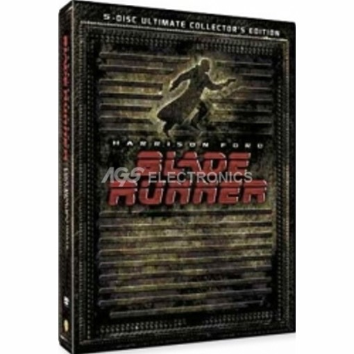Blade Runner - ultimate collector's edition (5 dvd) - DVD NUOVO SIGILLATO - MVDVD-FZ222 - MVDVDFZ222