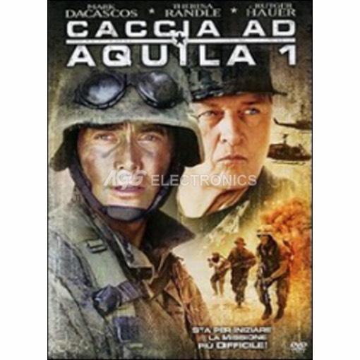 Caccia ad aquila 1 - DVD NUOVO SIGILLATO - MVDVD-GU008 - MVDVDGU008